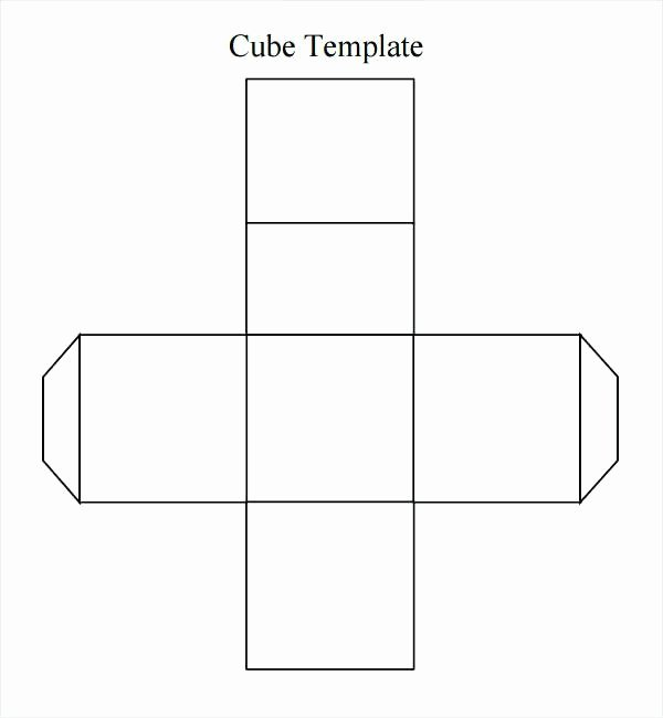 Blank Dice Template Best Of Printable Dice Template with Dots