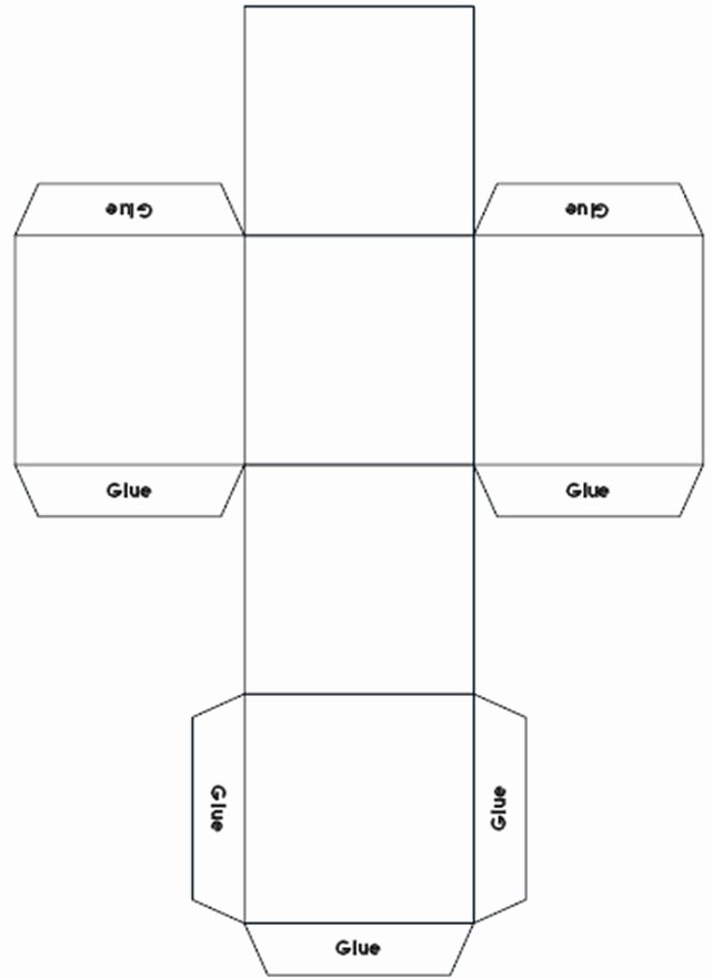 Blank Dice Template Fresh Math Worksheets
