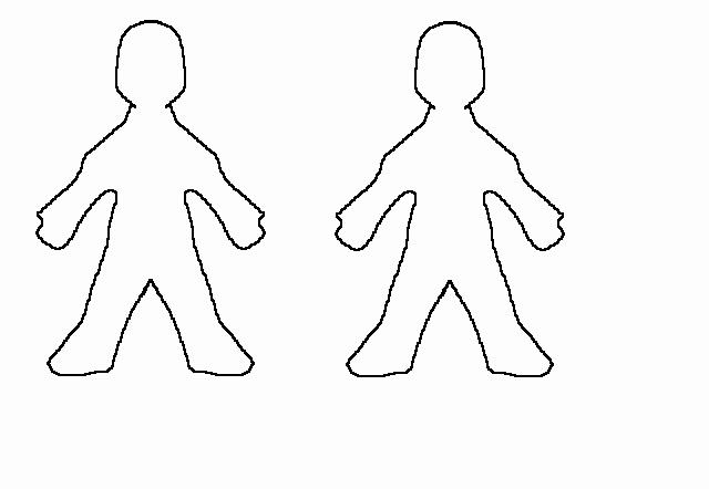 Blank Female Body Template Lovely Free Blank Body Download Free Clip Art Free Clip Art On