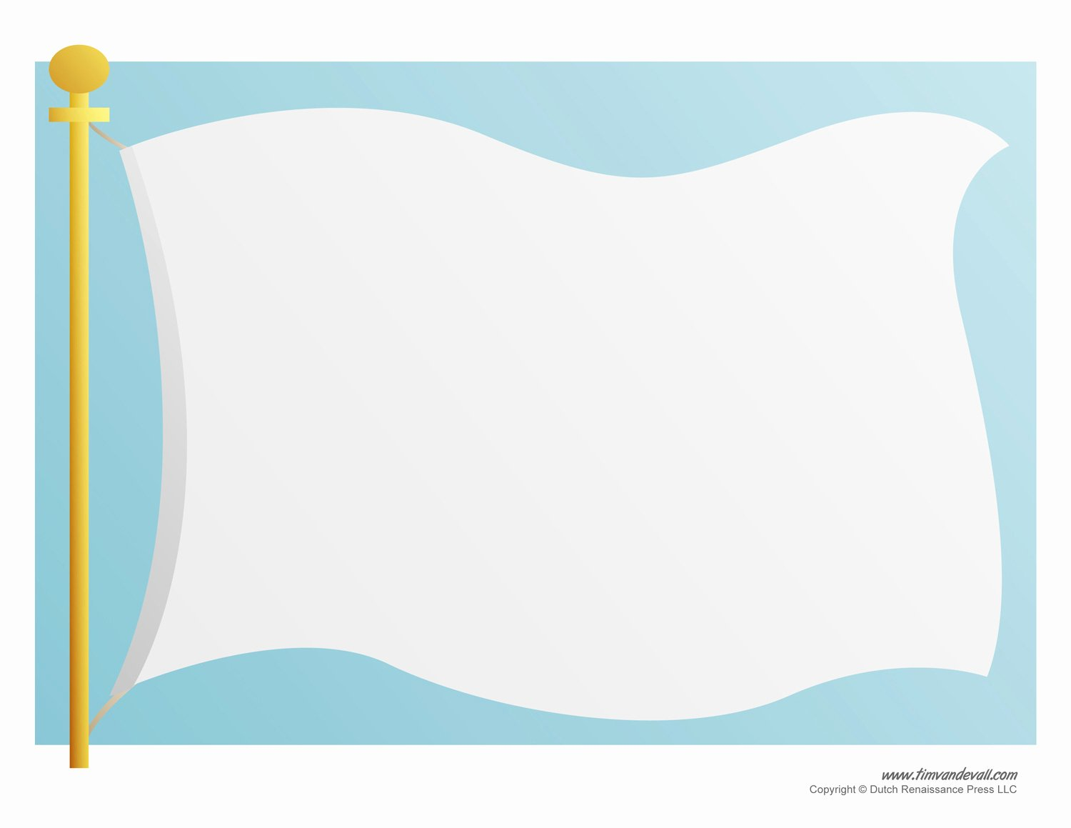 Blank Flag Template Best Of Empty Flag Clipart Clipground