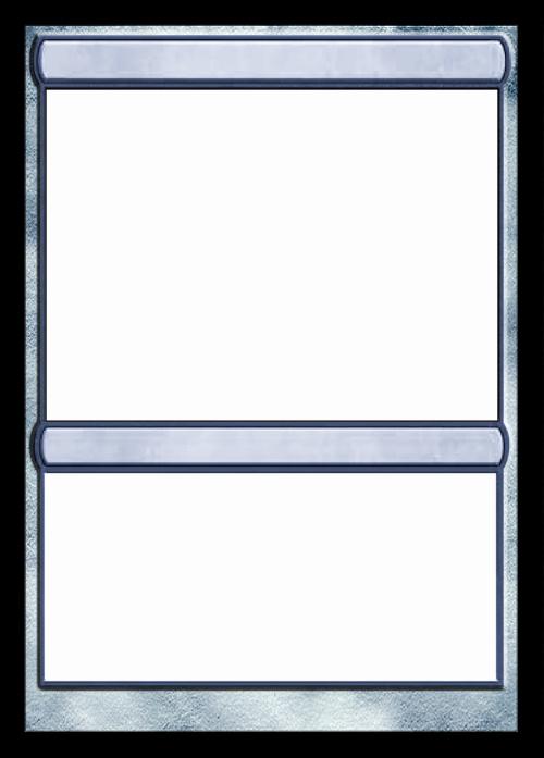 Blank Game Card Template Beautiful Card Background Psd Template Artwork Creativity Mtg