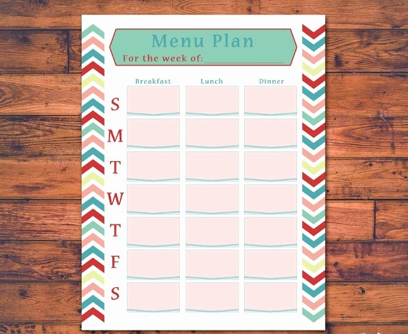 Blank Menu Template Lovely 21 Blank Menus Templates Psd Ai Pages Docs