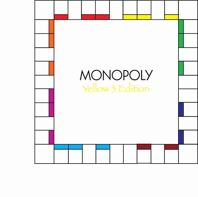 Blank Monopoly Board Best Of Monopoly Board