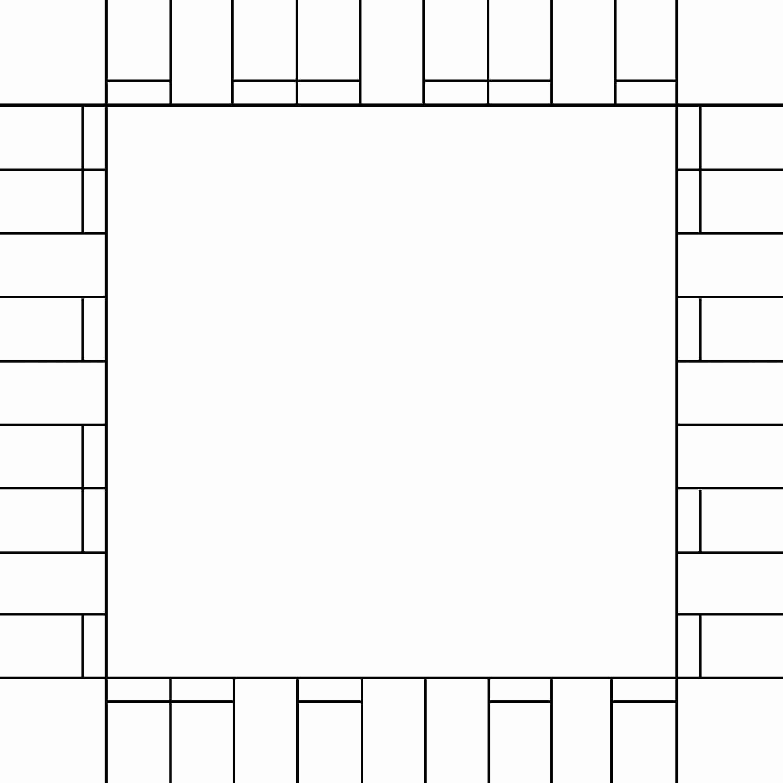 Blank Monopoly Board Fresh Free Printable Blank Monopoly Game