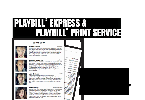 Blank Playbill Template Awesome Playbill Template Word Pdf Shop Free Download