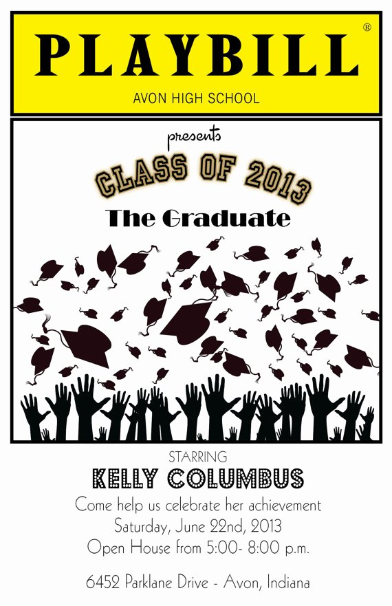 Blank Playbill Template Inspirational Broadway Clipart Playbill Pencil and In Color Broadway