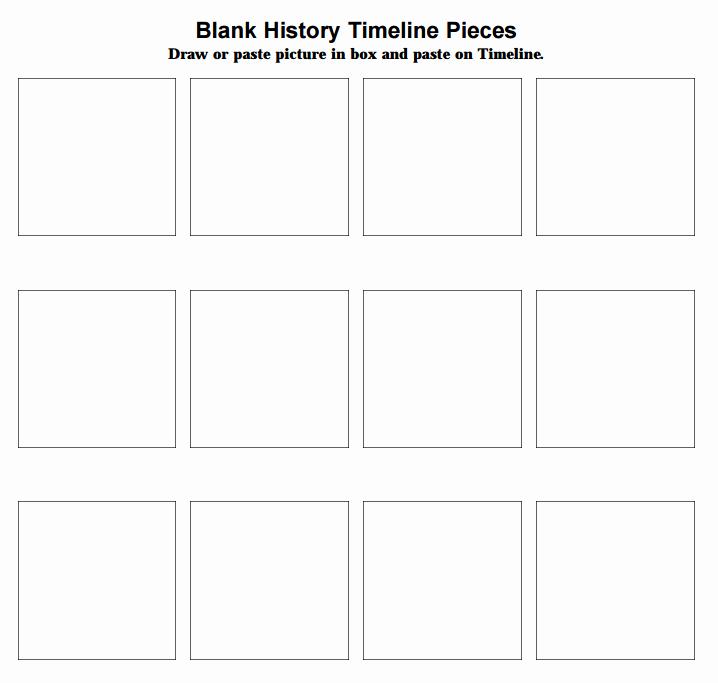 Blank Timeline Worksheet Pdf Inspirational 33 Blank Timeline Templates – Free and Premium Psd Word