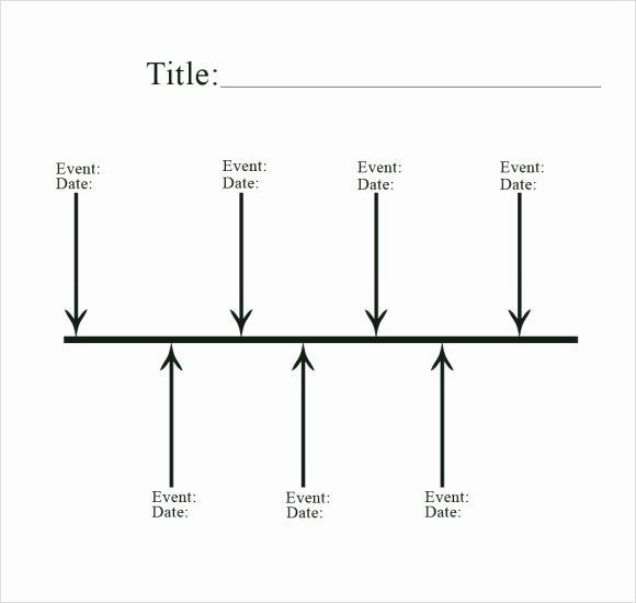 Blank Timeline Worksheet Pdf Luxury Sample Blank Timeline Template 7 Free Documents In Pdf