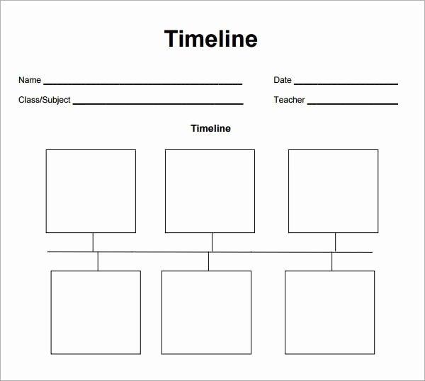 Blank Timeline Worksheet Pdf New 6 Blank Timelines Website Wordpress Blog