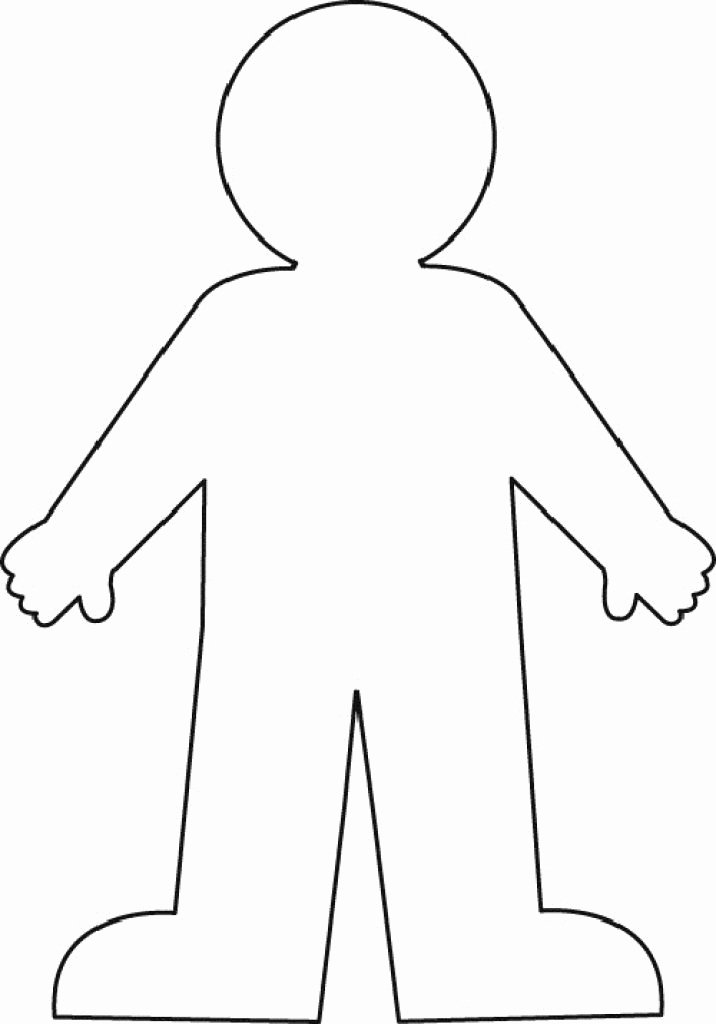 Body Drawing Template Best Of Medical Human Body Outline Drawing at Getdrawings