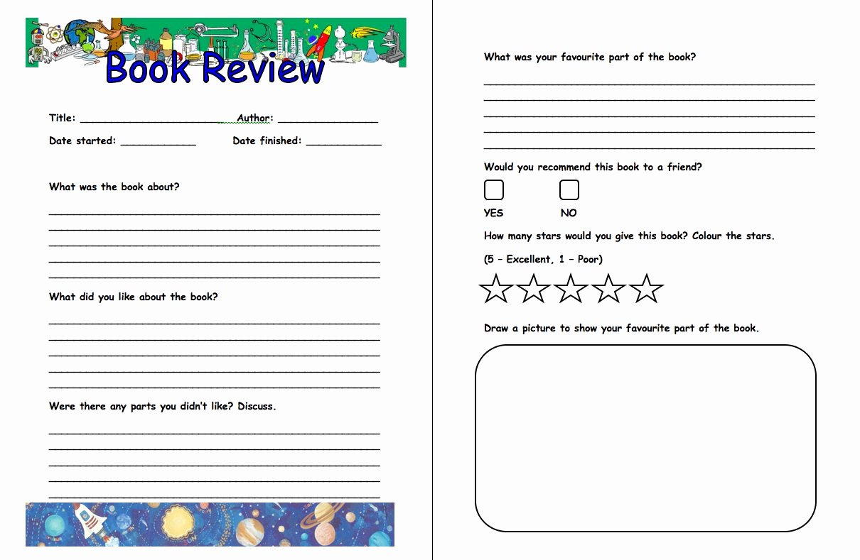 Book Review Template Pdf Fresh Outline Of Book Report Simple 5 Paragraph Book Review