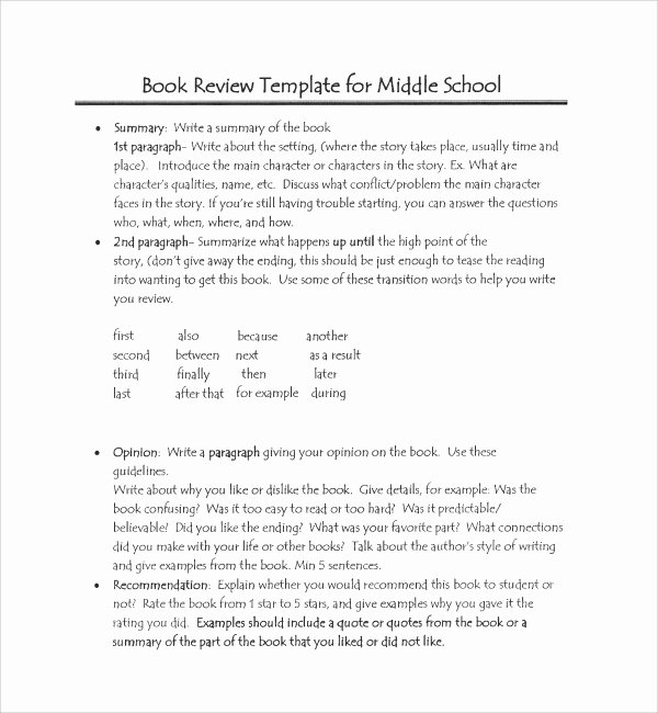 Book Review Template Pdf Luxury 8 Sample Book Report Templates