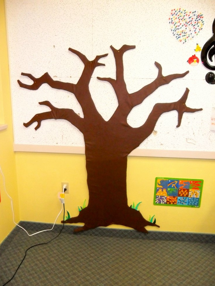 Bulletin Board Tree Template Best Of 29 Best Images About Classroom Trees On Pinterest