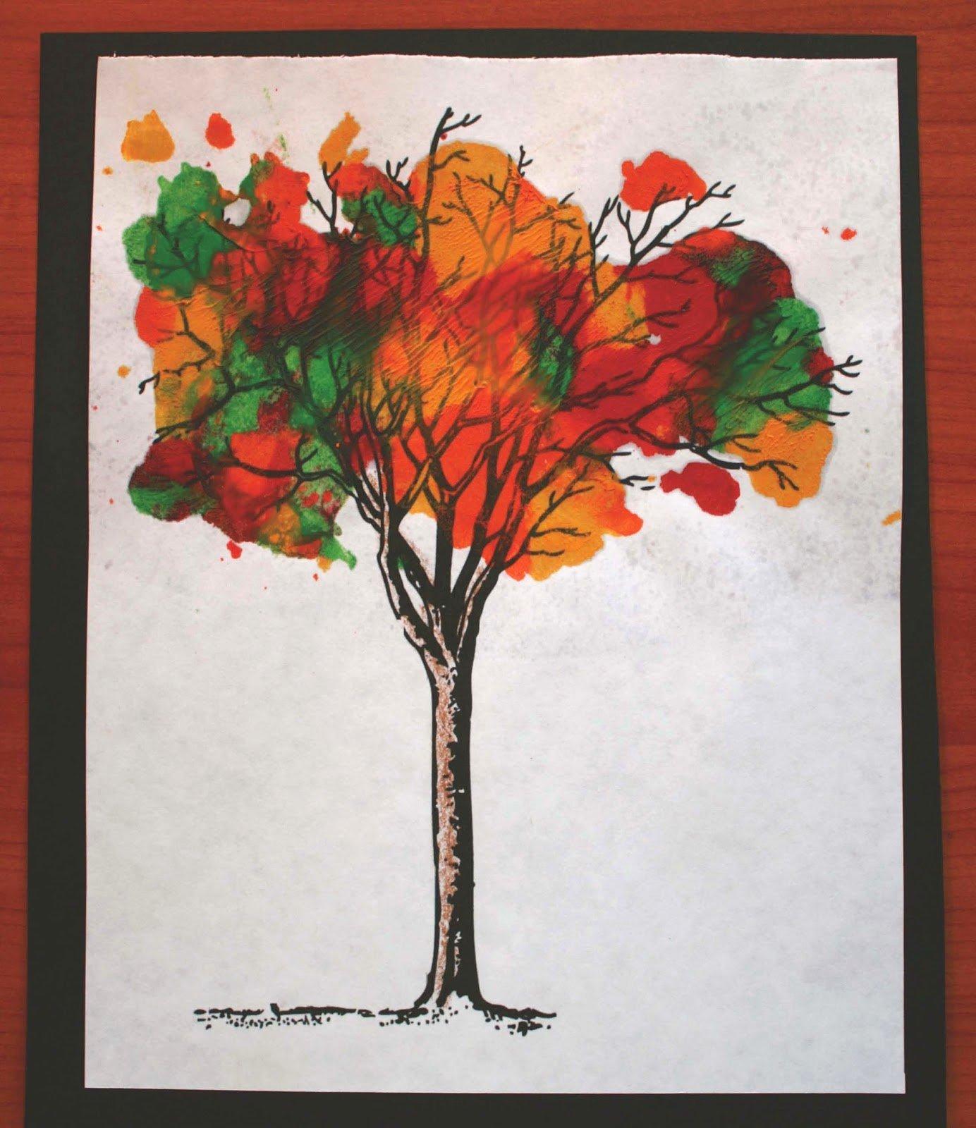 Bulletin Board Tree Template Inspirational Classroom Freebies Awesome Autumn Craftivity
