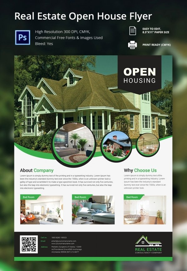 Business Open House Flyer Template Best Of 67 Business Flyer Templates – Free Psd Illustrator