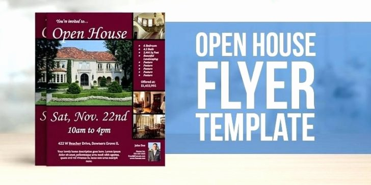 Business Open House Flyer Template Inspirational Ideas Archives Smartrenotahoe