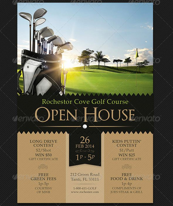 Business Open House Flyer Template New Open House Flyer Templates – 39 Free Psd format Download