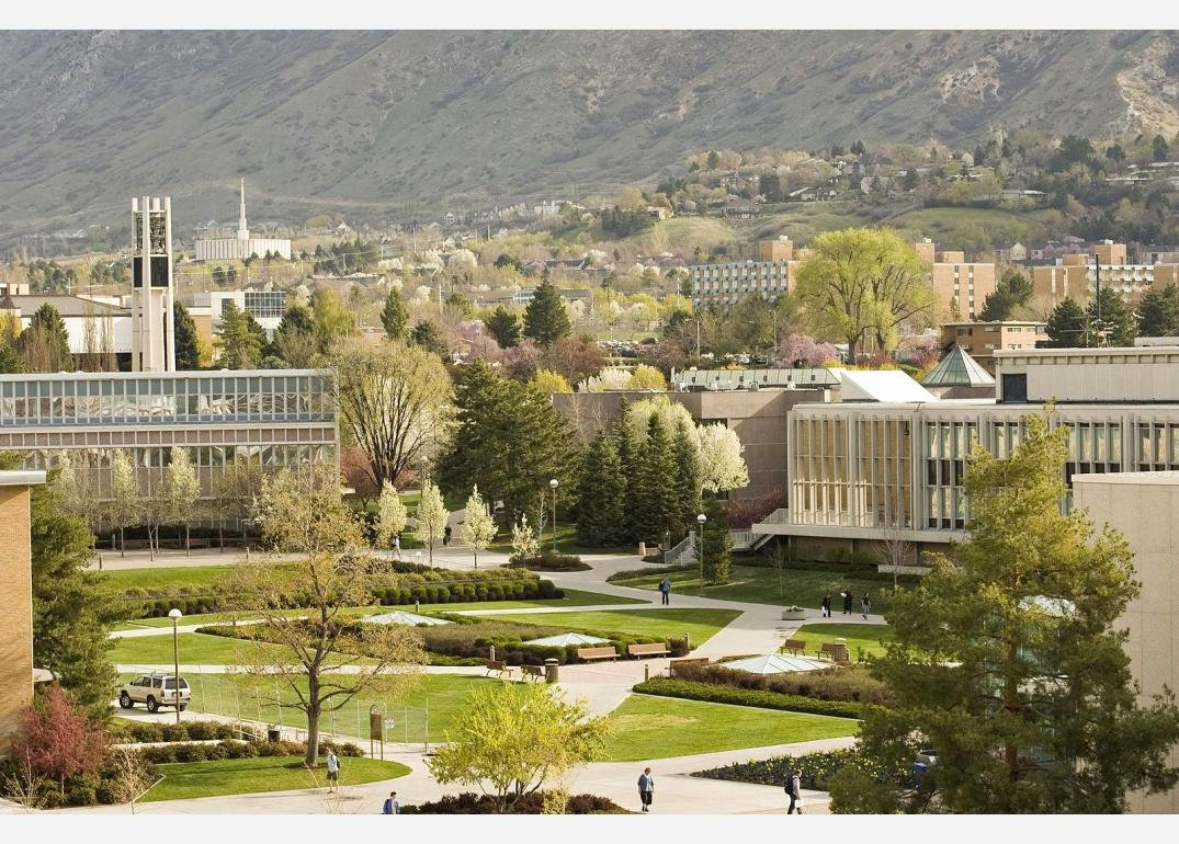 Byu Act Sat Conversion Lovely Hardest College to Into In Every State