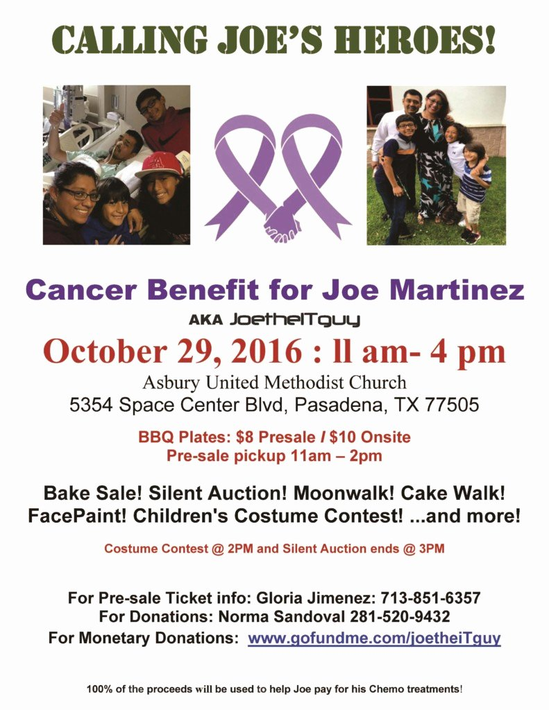Cancer Benefit Flyer Ideas Awesome Cancer Benefit for Joe Martinez Bull Shirts