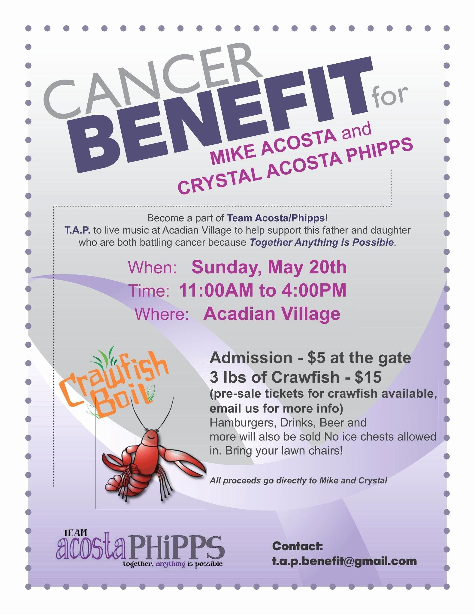 Cancer Benefit Flyer Ideas Best Of Template Gallery Page 9