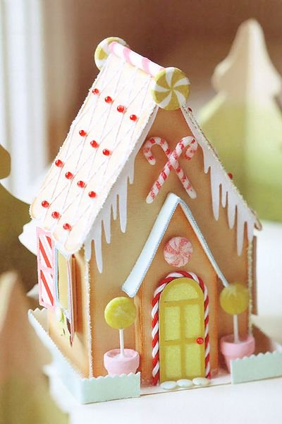 Cardboard Gingerbread House Luxury 25 Best Ideas About Gingerbread House Template On