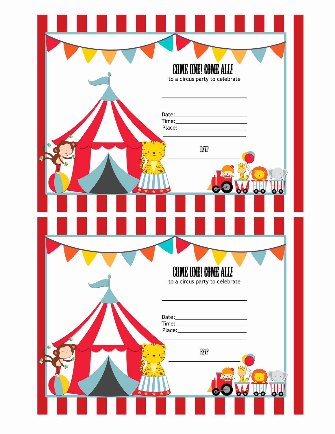 Carnival Invitation Template Free Lovely Index Of Cdn 29 2006 121