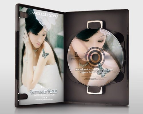 Cd Case Template Photoshop Awesome Cd Dvd Case 7 Free Great Looking Shop Templates