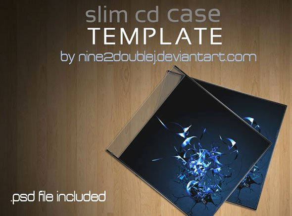 Cd Case Template Photoshop Best Of 20 Free Cd Dvd Mockups to Download