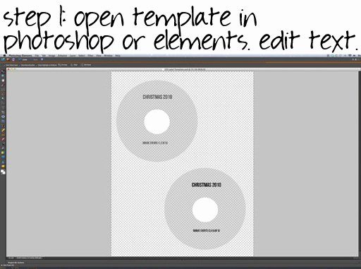 Cd Case Template Photoshop Inspirational How to Make Simple Dvd Labels and Case Covers with Free
