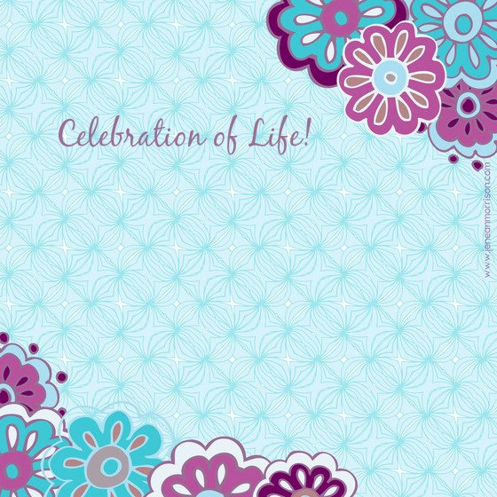 Celebration Of Life Template Free Inspirational What to Say In A Celebration Life Invitation