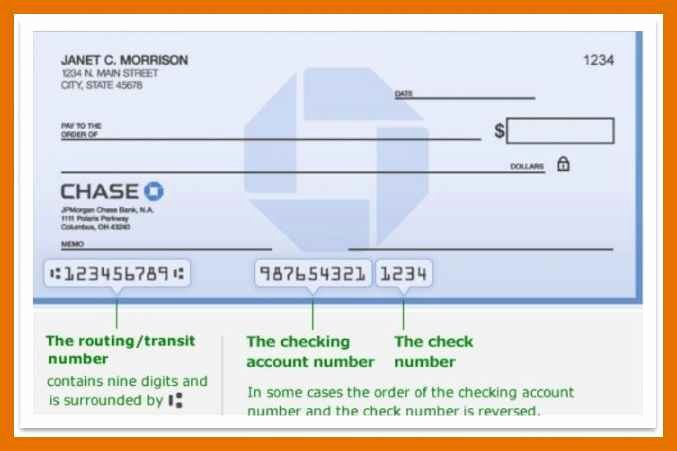 Chase Bank Check Template Elegant 3 4 Chase Check Sample