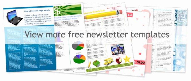 Church Bulletin Templates Microsoft Publisher Awesome Church Newsletter Templates Free Templates Resume