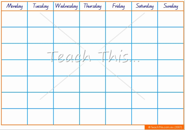 Classroom Calendar Template Elegant Calendar Template Printable Classroom Displays Teacher