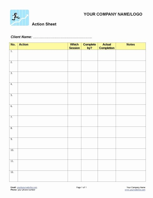 Client Notes Template Best Of Do You Ever Find You Start A Session Look at Last Session