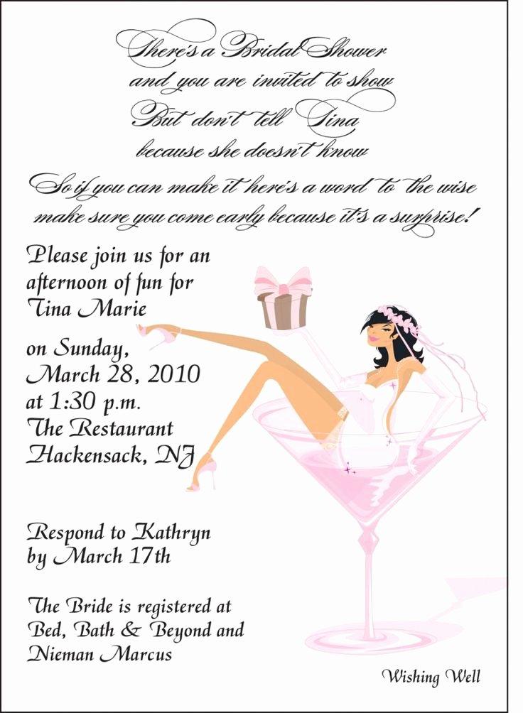 Cocktail Party Invite Templates Unique 1000 Images About Bridal Shower On Pinterest