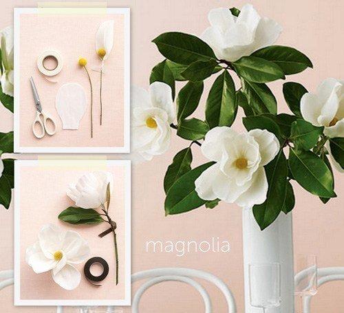 Coffee Filter Flowers Martha Stewart Awesome Paper Flower Tutorials From Martha Stewart Decor8