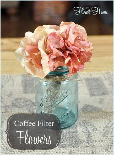 Coffee Filter Flowers Martha Stewart Lovely Best 25 Coffee Filter Roses Ideas On Pinterest