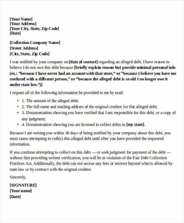 Collection Letters for Medical Office Unique 43 Collection Letter Examples Google Docs Ms Word