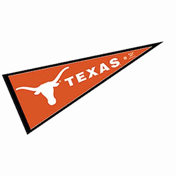 College Pennants Printable Lovely University Of Texas Pennant and Pennants for University Of