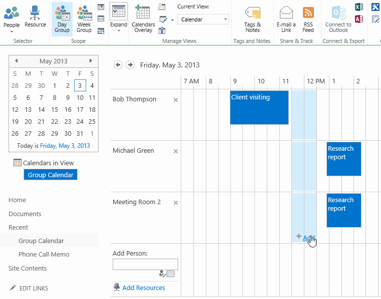 Conference Room Schedule Template Best Of Reservation Of Resources In Point 2013 and Point