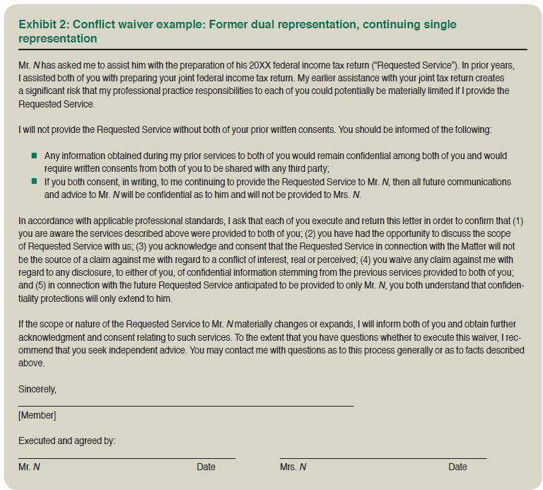 Conflict Of Interest Letter Luxury Practical Approaches to Mon Conflicts Of Interest