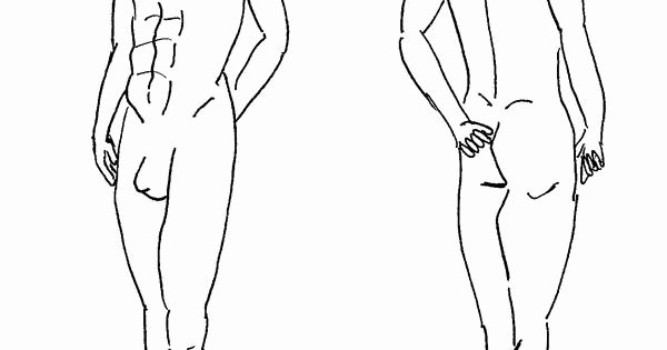 Costume Design Template Male Awesome Free Male Fashion Croquis to Really Helpful and