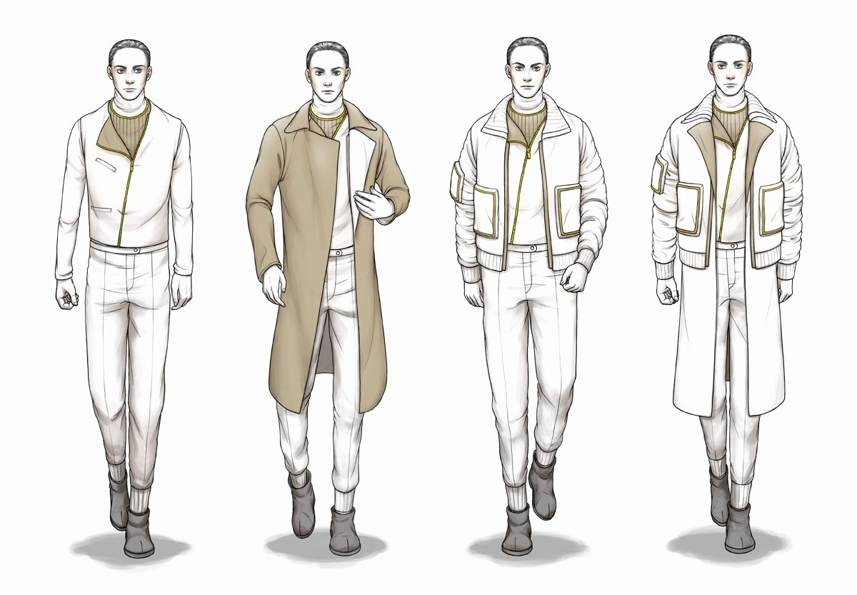 Costume Design Template Male Inspirational Male Fashion Sketches Tumblr with Here S some Work Very