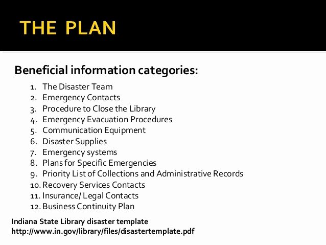 Disaster Recovery Plan Template Nist Beautiful Disaster Recovery Plan Template Library Templates