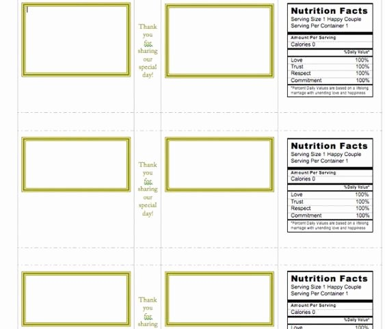 Diy Water Bottle Label Template New Pinterest • the World's Catalog Of Ideas