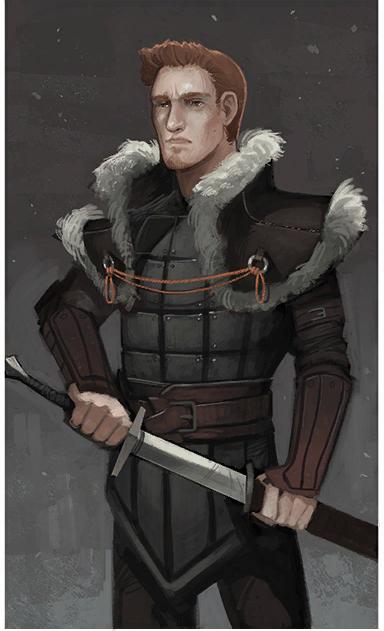 Dragon Age Tarot Card Template Lovely Alistair Tarot