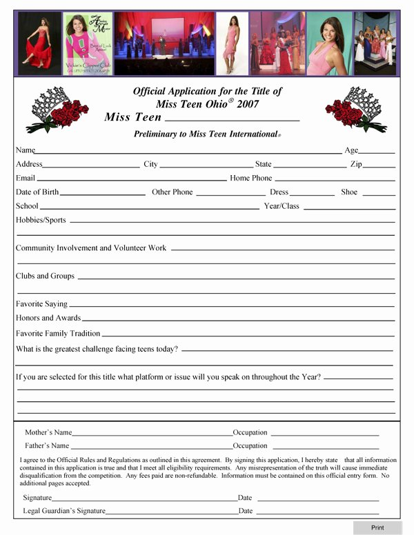 Draw Entry form Template Awesome Entry form Template