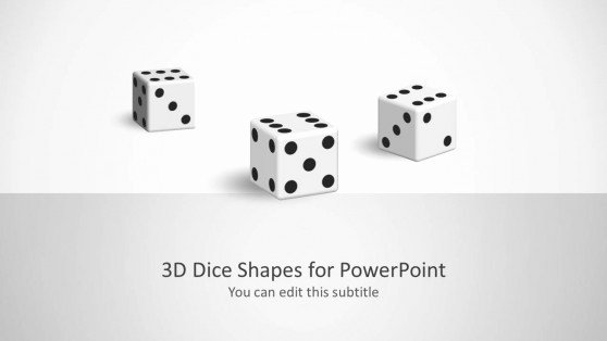 Editable Dice Template Best Of Powerpoint Game Templates