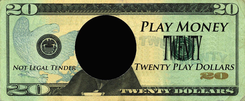 Editable Play Money Template Luxury Realistic Play Money Templates