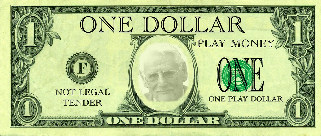 Editable Play Money Template Unique 12 Design Your Own Dollar Bill Create Your Own